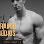Rutina hipertrofia intermedios Muscle and Strength Pyramid de Eric Helms