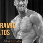 Rutina Hipertrofia Principiantes Muscle And Strength Pyramid de Eric Helms