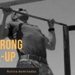 Rutina Dominadas Armstrong Pull-Up