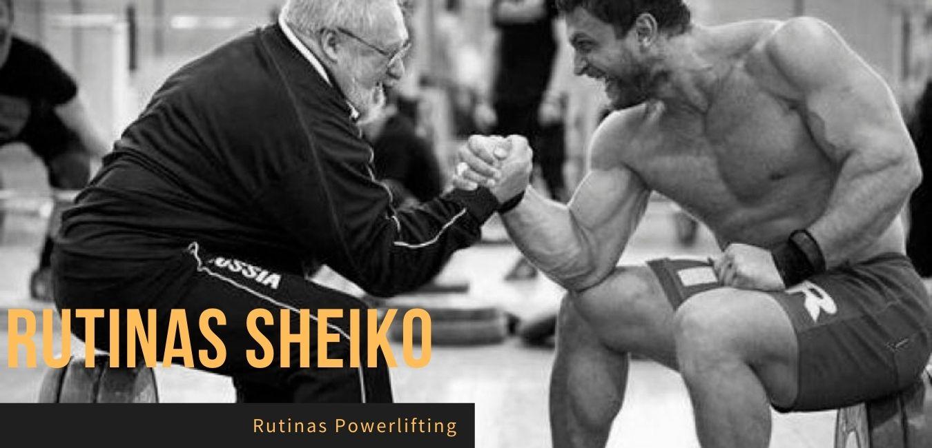 Rutinas Boris Sheiko Powerlifting