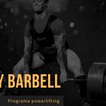Programa entrenamiento Calgary Barbell