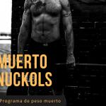Programa Peso Muerto Greg Nuckols