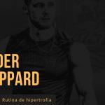 Rutina Weider Novatos Jeff Nippard