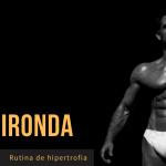 Rutina Vince Gironda 8x8
