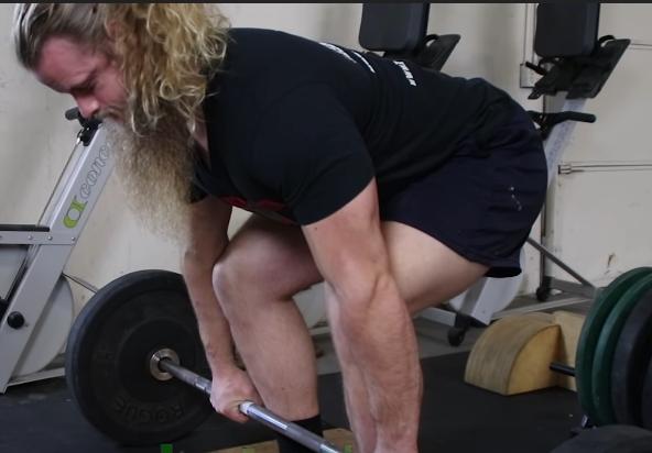 Como Hacer ejercicio Peso Muerto tecnica correcta