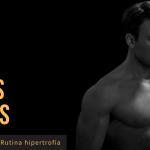 Rutina Chris Evans (Capitán América)