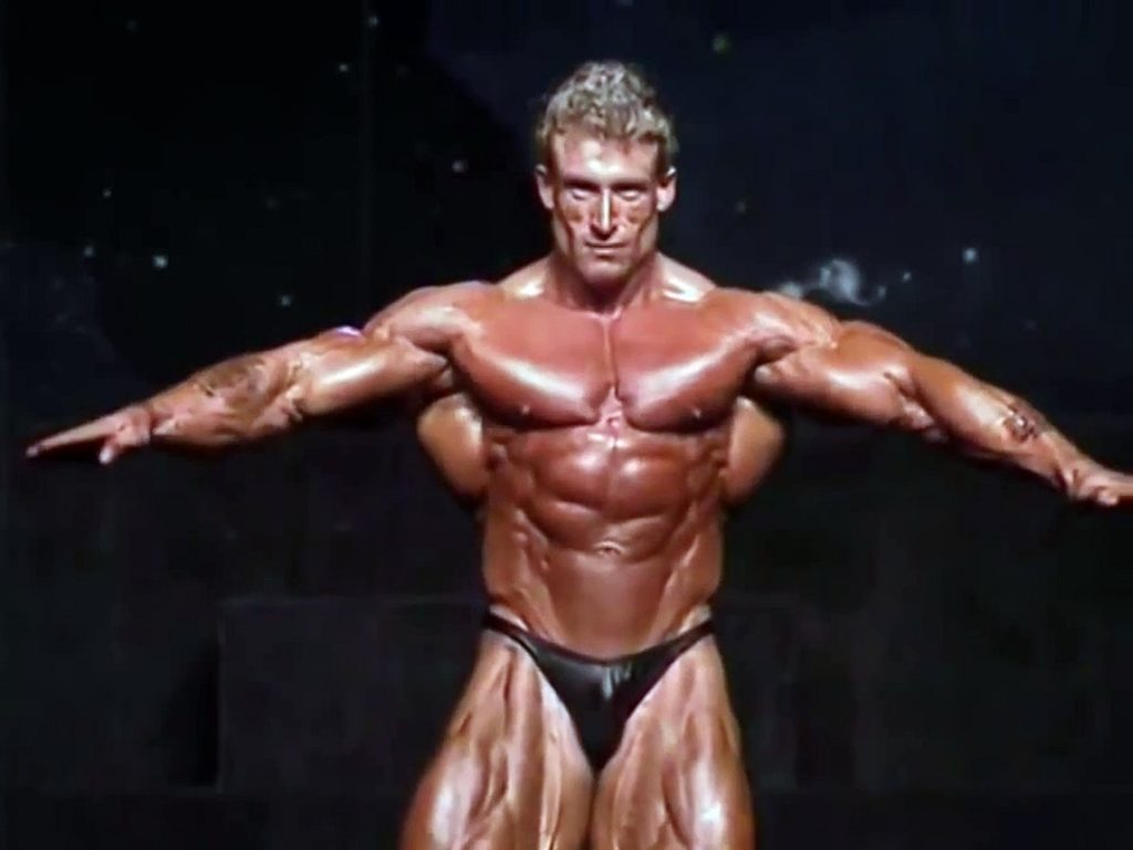 Dorian Yates Mr Olympia 1992